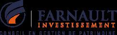 logo farnault investissement