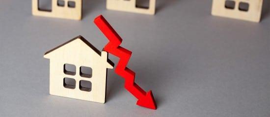 Les taux des crédits immobilier n'en finissent plus de baissers